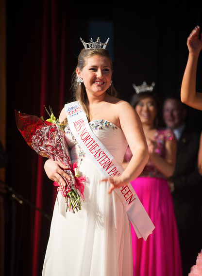 Miss Luzerne County Outstanding Teen 2013