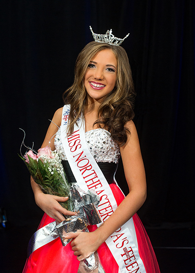 Miss Luzerne County Outstanding Teen 2015