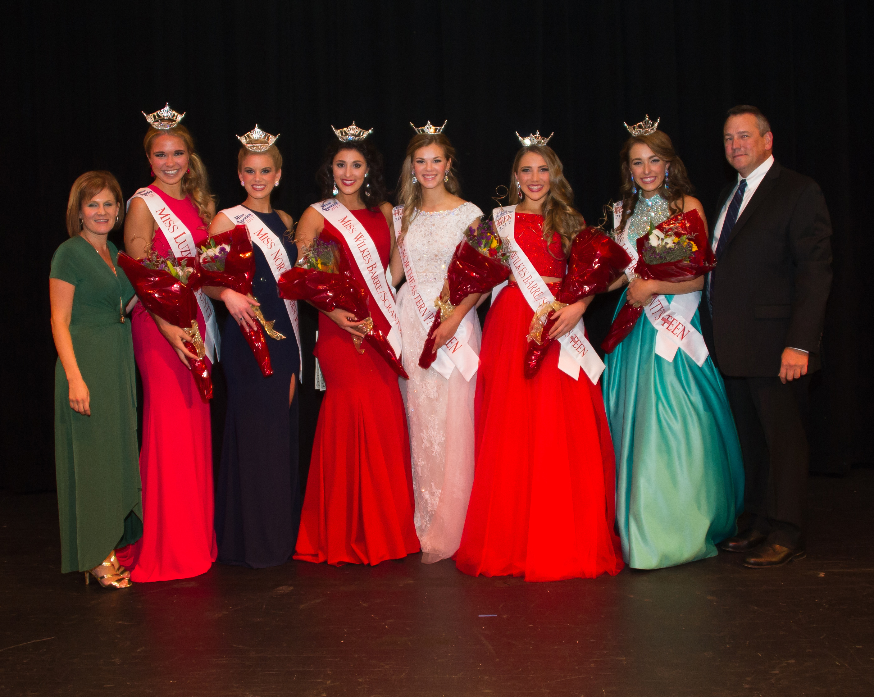 The 2017 NEPA Scholarship Pageant